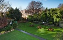 Garten des Sandymount Hotels
