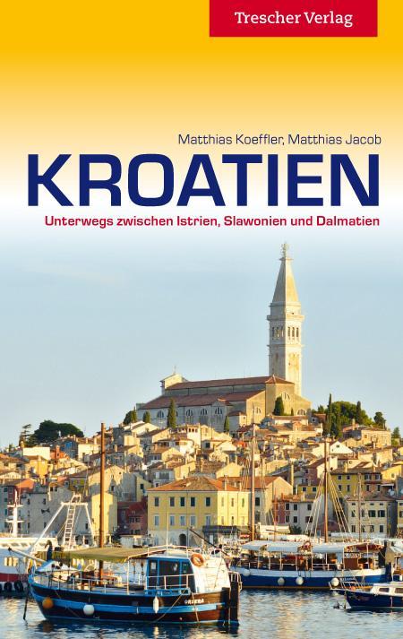 Kroatien - Trescher Verlag