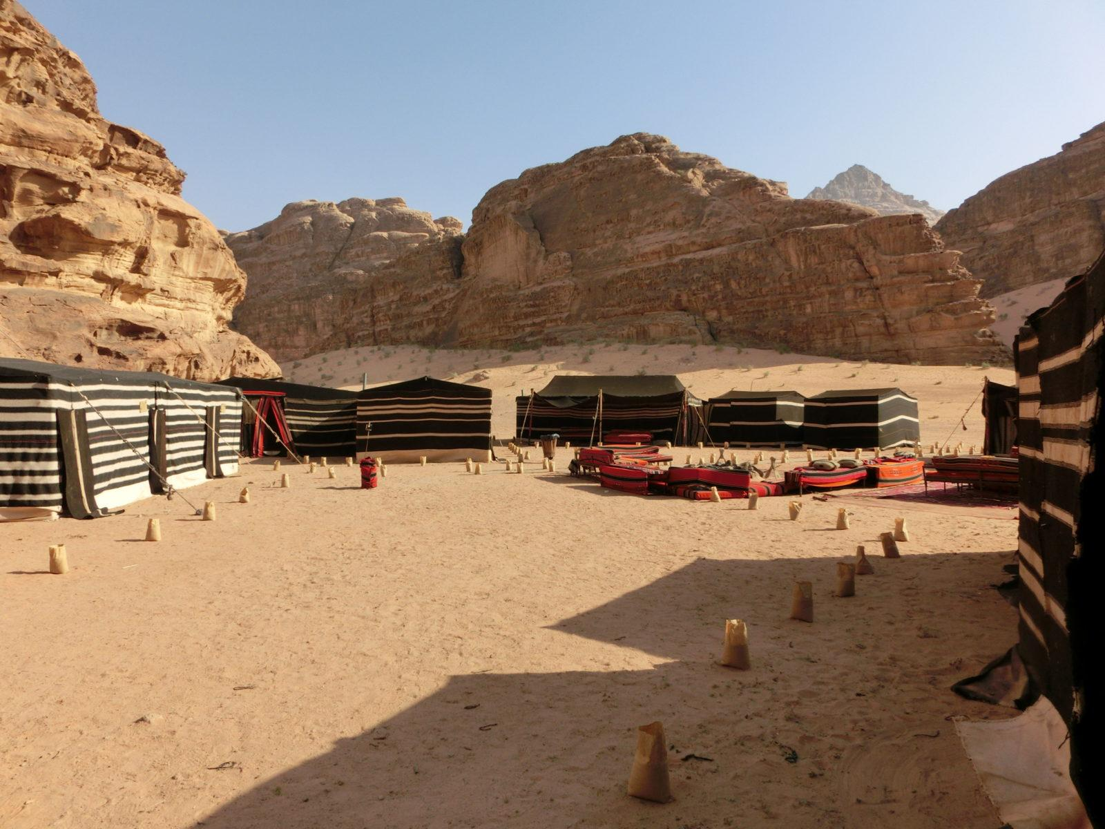 Eco Camp im Wadi Rum