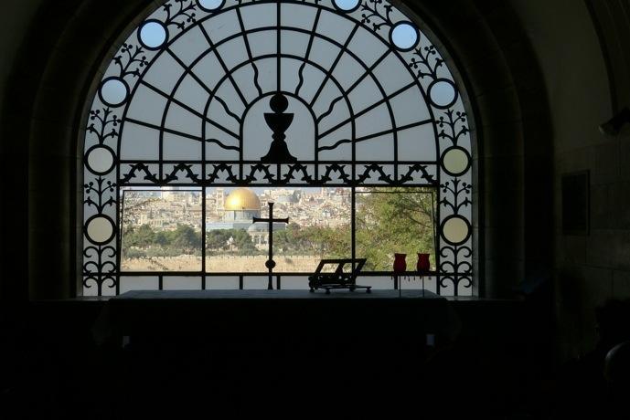 Dominus Flevit Jerusalem