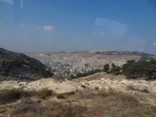 Landschaft im samarischen Bergland