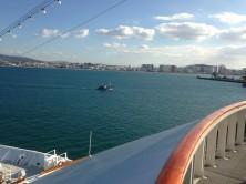 Tanger, Hafen und Stadt