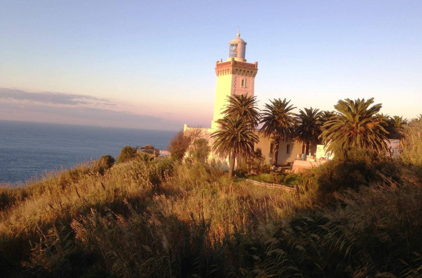 Tanger, Spartel Leuchtturm