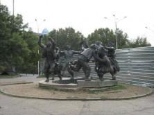 """Tiflis: """"Singende und Tanzende Georgier"""""""