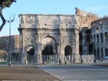 Rom: Konstantinsbogen