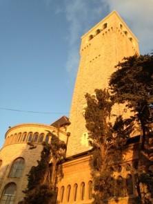 Ev. Himmelfahrtskirche auf dem Ölberg