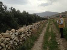 Auf der Suche nach Tell Fara (Tirza)