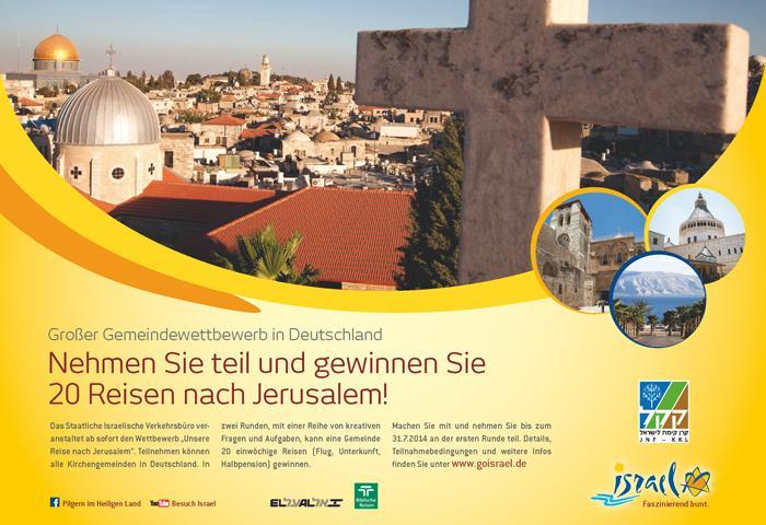 Gemeindewettbewerb Israel