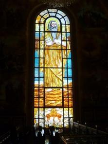 Kirchenfenster Scharm el-Scheikh