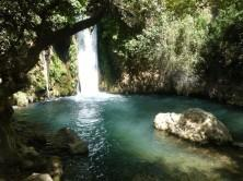 Wasserfall in Banjas
