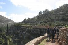 Wanderung bei Battir