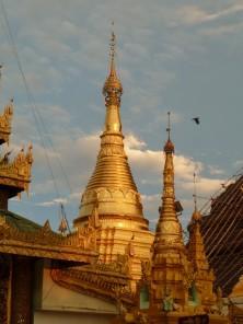 Yangon: Shwedagon-Pagode