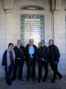 Diese Fünf haben das Vaterunser auf Schwäbisch übersetzt