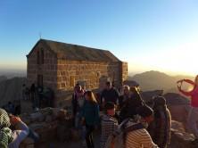 Gipfelkapelle Moseberg