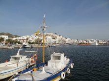 Insel Naxos: Chora