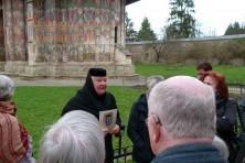 Schwester Tatjana vom Kloster Moldovita