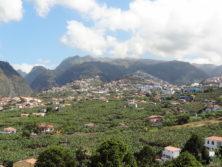 Landschaftsbild Madeira
