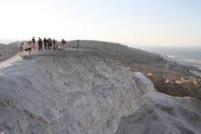 Gipfel des Berg Sodom