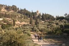 Unterwegs zum Garten Getsemane