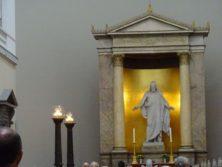Christus Statue von Thorvaldsen