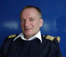 Kreuzfahrt-Direktor Lutz Stemme