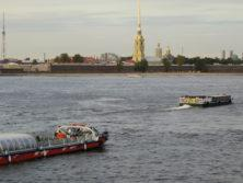 St. Petersburg - Blick auf die Peter-und-Paul-Festung