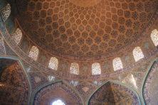 Kuppel der Lotfulla Moschee Isfahan