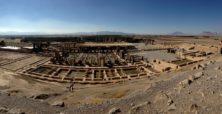 Persepolis im Panorama