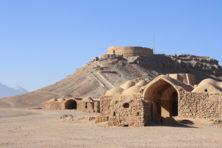 Turm des Schweigens bei Yazd