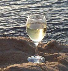 zyprischer Wein