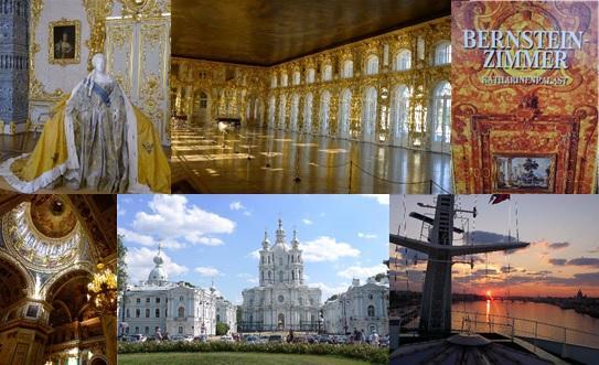 Impressionen aus Sankt Petersburg © Jutta Schobel