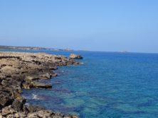 traumhafte Küstenlandschaft