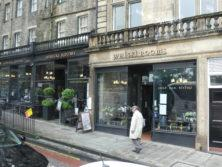 Whisky Houses in Edinburgh