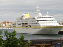Unser Schiff MS Hamburg