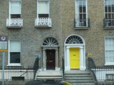 Stadthäuser in Dublin