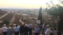 Die Pilgergruppe erreicht Jerusalem ©EKD