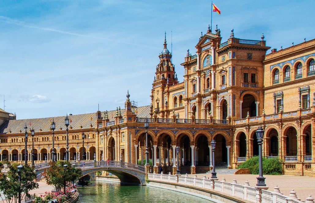 Andalusien - Kostbarkeiten Südspaniens