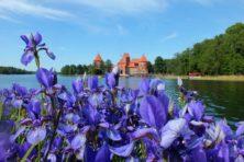 Blick auf Trakai