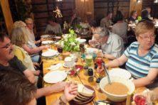 Leckere lettische Bauernkost
