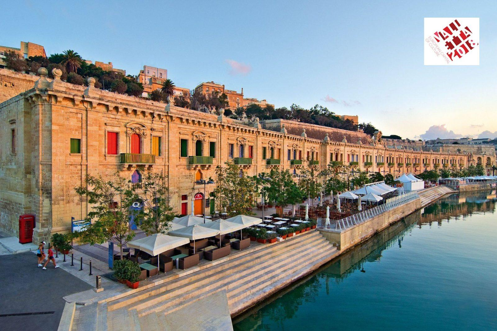 Valletta: Europas Kulturhauptstadt 2018