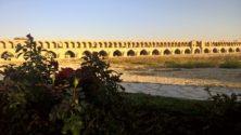 Isfahan: Si-o-se Pol (33-Bögen-Brücke)