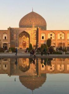 Isfahan: Scheich Latfallâh-Moschee