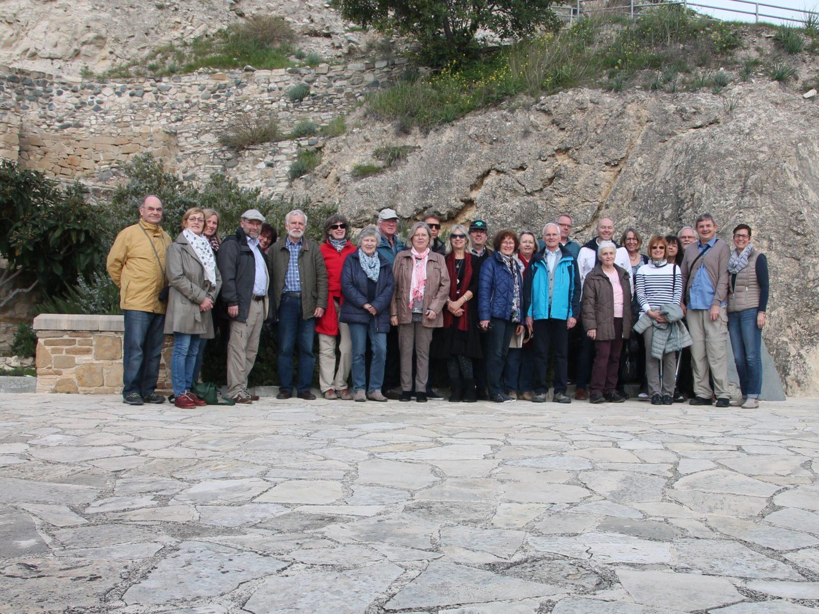 Begeisterte Zypern-Reisende