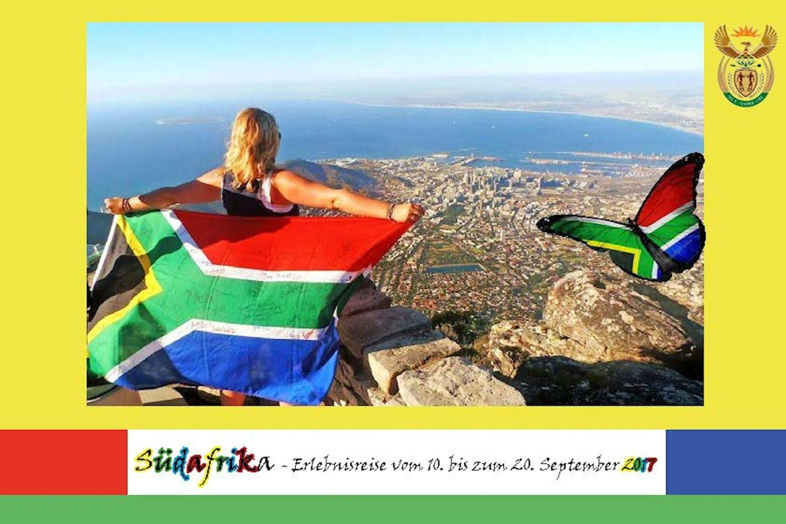"Reisetagebuch ""Südafrika"" mit Adrian Koczy"