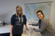 Jessica Wandura und Sahara Dahler