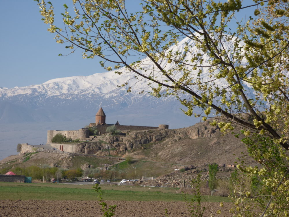 Kloster Khor Virap