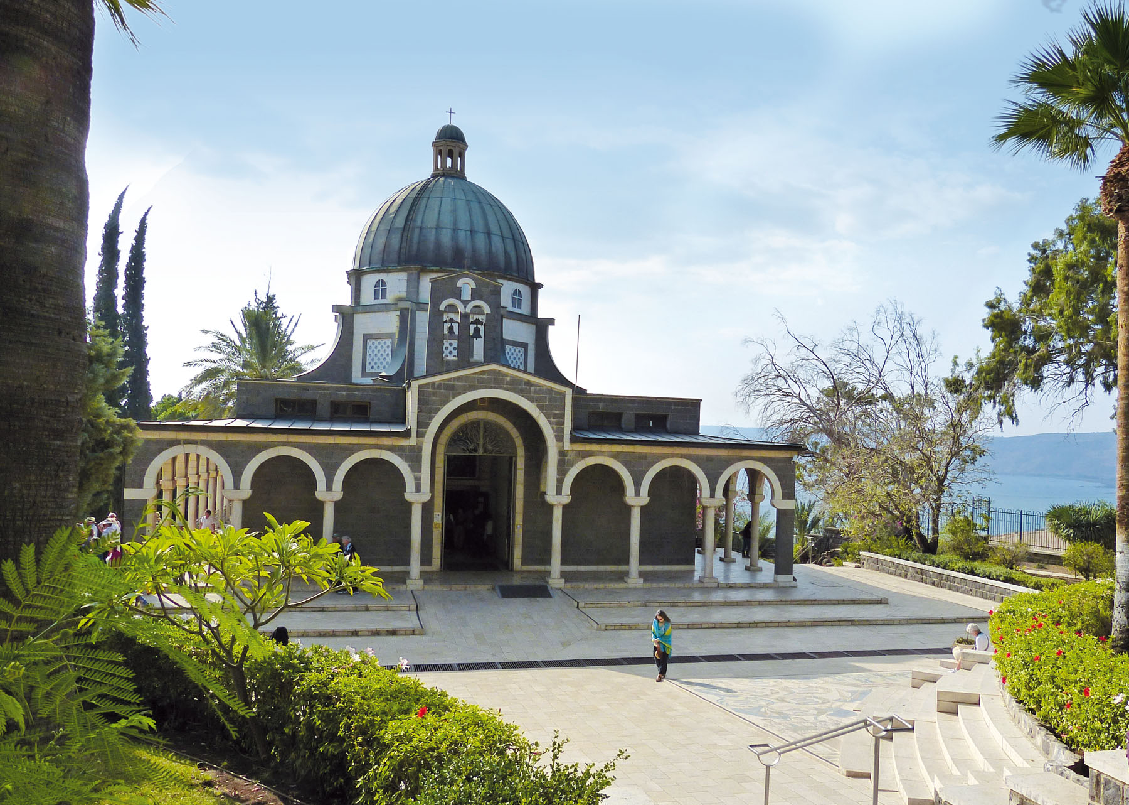 Mit Bibelwerk und KirchenZeitung Linz unterwegs im Heilige Land